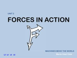 FORCES IN ACTION