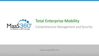 Total Enterprise Mobility