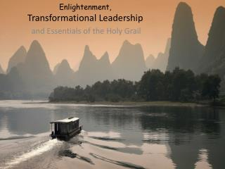 Enlightenment, Transformational Leadership