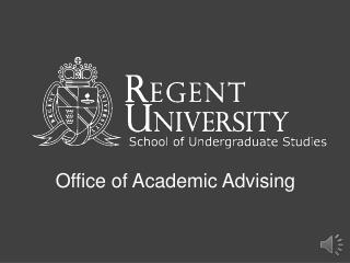 Office of Academic Advising