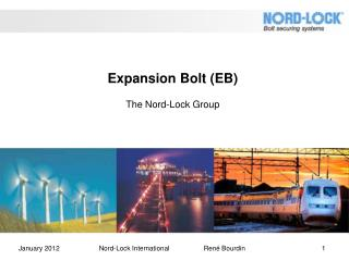 Expansion Bolt (EB) The Nord-Lock Group