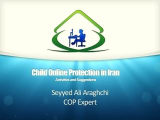 Seyyed Ali Araghchi COP Expert