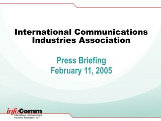 International Communications Industries Association