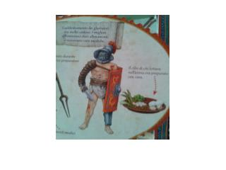 Gladiator's diet  as from the scientific findings  in the Gladiators' Cemetery Ephesus, Turkey,