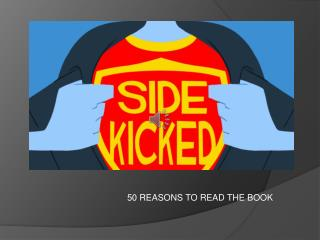 50 REASONS TO READ THE BOOK