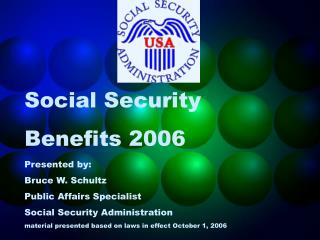Retired Workers Benefits