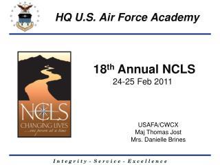 HQ U.S. Air Force Academy