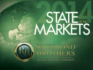 Richmond Brothers, Inc. is a Registered Investment Adviser.