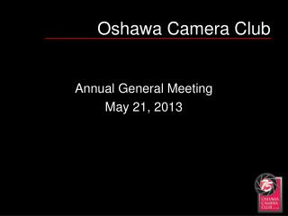 Oshawa Camera Club