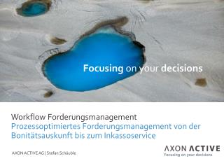 Workflow Forderungsmanagement