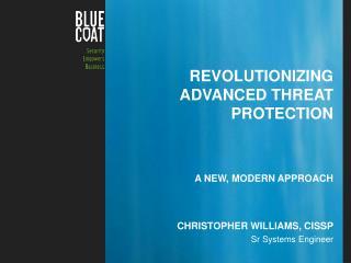 Revolutionizing Advanced Threat Protection