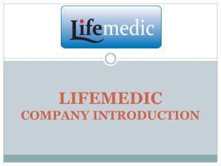 LIFEMEDIC  COMPANY INTRODUCTION