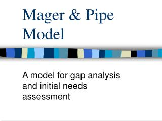 Mager & Pipe Model