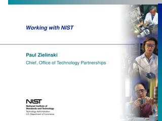 Working with NIST