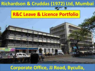 Richardson & Cruddas (1972)  Ltd, Mumbai