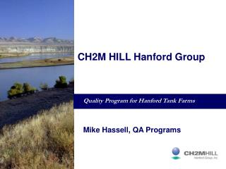 CH2M HILL Hanford Group