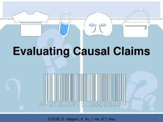 Evaluating Causal Claims
