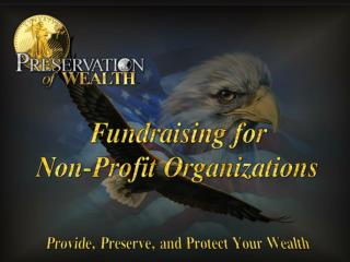 How Do Successful Non-Profits Produce, Provide and Preserve Their Wealth?