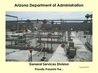Arizona Department of Administration