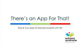 There's an App For That!