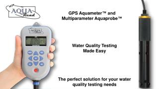 Water Quality Testing Made Easy