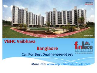 VBHC Vaibhava - New Launch Project at Anekal, Bangalore