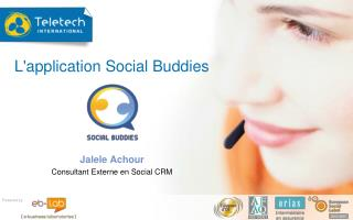 L'application Social  Buddies