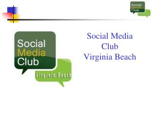 Social Media Club  Virginia Beach