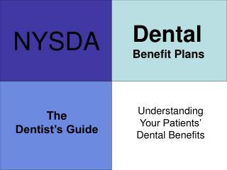 The  Dentist's Guide