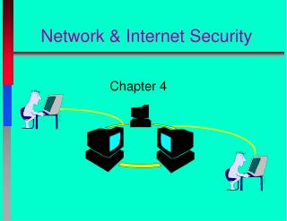 Network & Internet Security