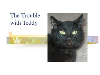 The Trouble with Teddy