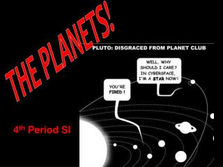 THE PLANETS!