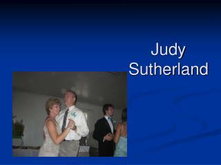 Judy Sutherland