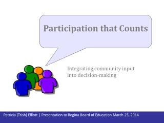 Participation that Counts