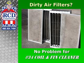 Dirty Air Filters?