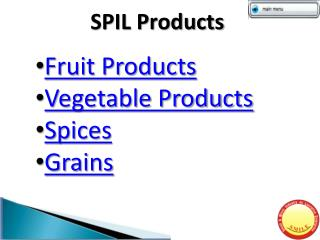 SPIL Products