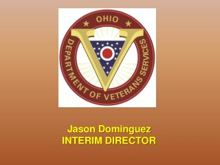 Jason Dominguez INTERIM DIRECTOR