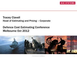 Tracey Clavell Head of Estimating and Pricing – Corporate