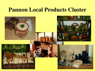 Pannon Local Products Cluster