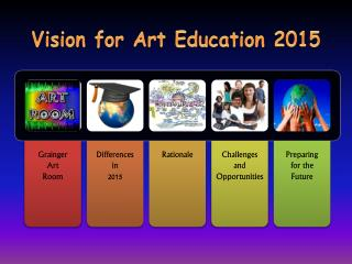 Vision for Art Education 2015