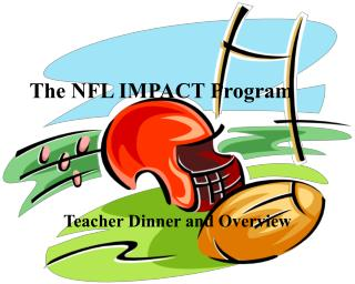 The NFL IMPACT Program