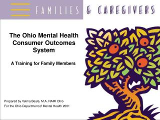 The Ohio Mental Health Consumer Outcomes System