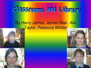 By Harry James, James Blair, Alix Taylor, Rebecca Willder