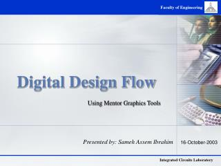 Digital Design Flow