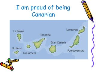 I am  proud  of  being Canarian