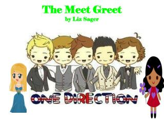 The Meet Greet by Liz Sager