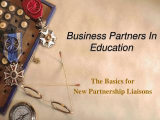 Business Partners In Education
