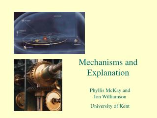 Mechanisms and Explanation