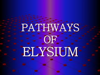 PATHWAYS  OF