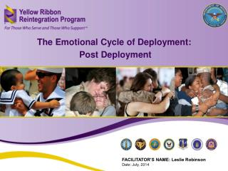 The Emotional Cycle of Deployment:  Post Deployment